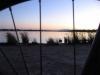 Nocturne sur l'étang de gruissan