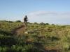 DH d'un biker texan