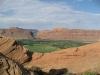 moab et le colorado au loin !