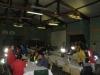 Salle des fêtes au départ