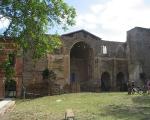 l\'abbaye majestueuse