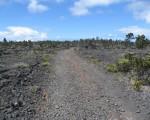 trail de lave